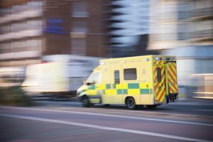 The dangers faced by Paramedics in the UK