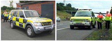 Highways Agency Traffic Officers