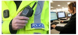 999 Call Operators in action