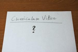 How to create a powerful CV