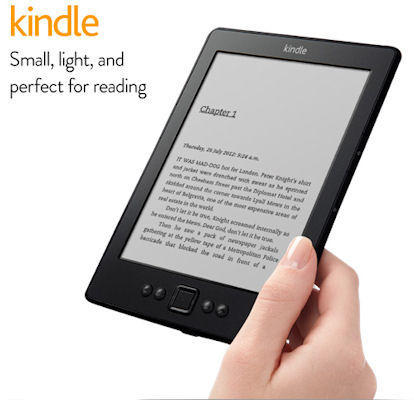 Kindle-eReading
