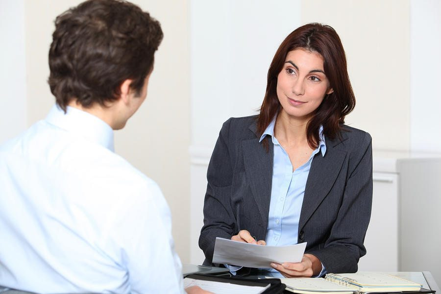 Job Interview Body Language Tips