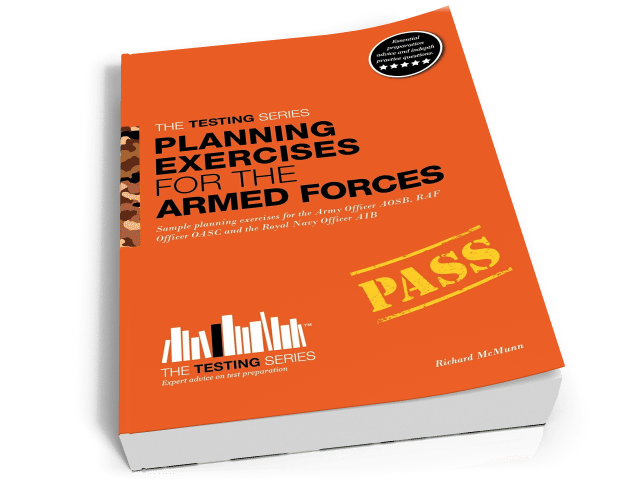 Planning Exercieses for the Armed Forces Book Cover