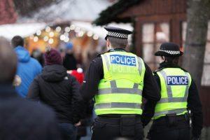 Police Officer starting salary