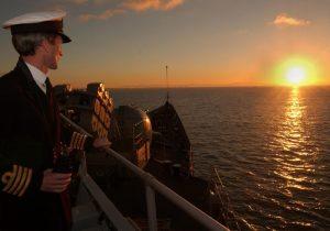 Navy Officer Interview