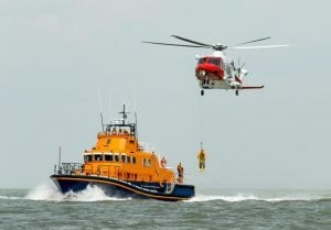 The role of a Coast Guard can be rewarding but demanding