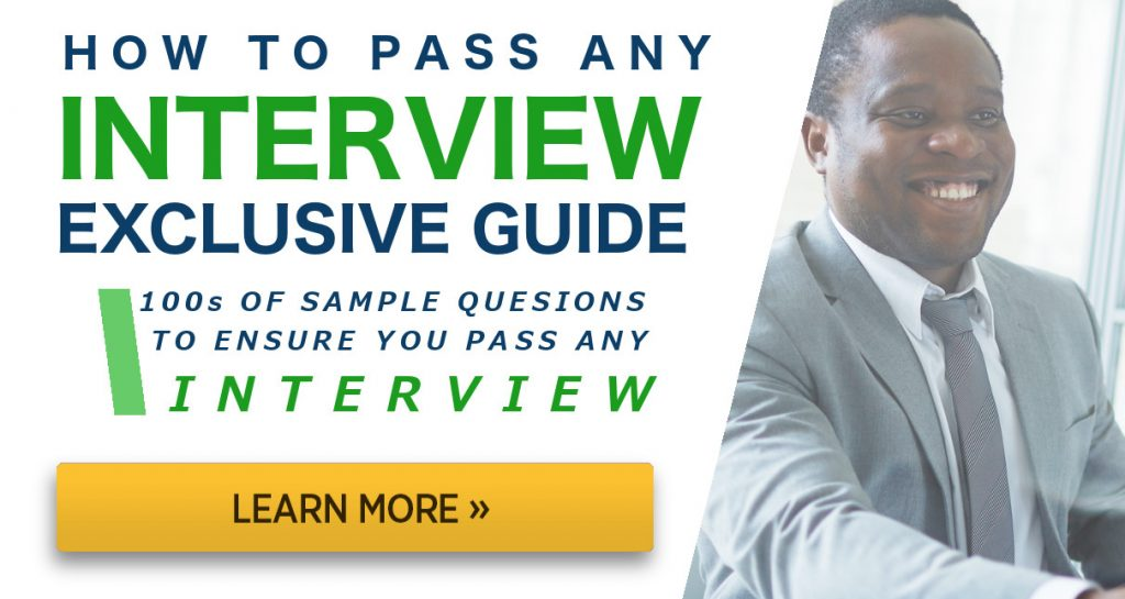 Want to learn how to pass an interview? Check out our tips right here!