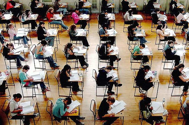 students taking university revision in january