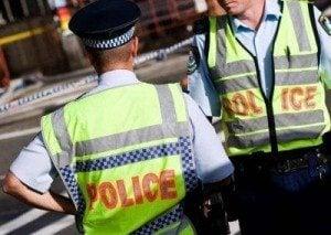 australain police interview