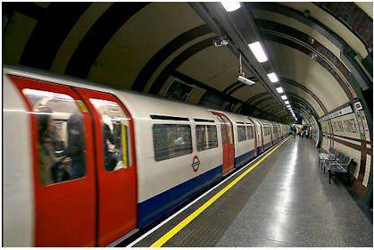 london underground automated