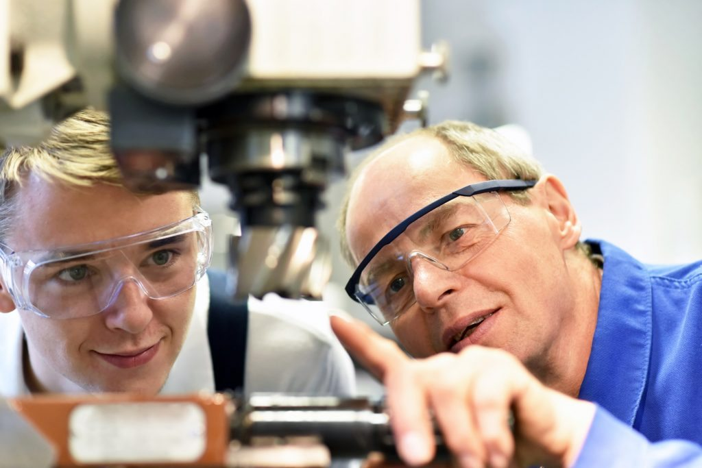 The UK apprenticeship scheme will create more jobs for more people