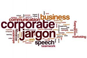 Understanding Corporate speak