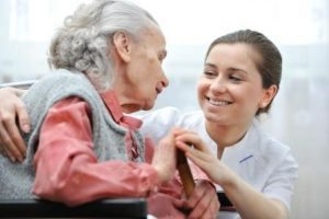 A rewarding career in as a Care worker
