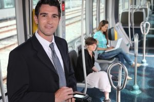 London underground conductor