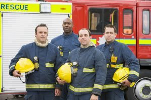 Become a UK Fire Fighter