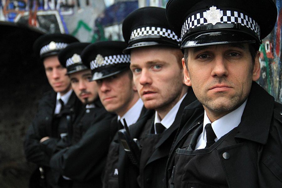 the police selection process raises some serious questions about how to choose our law officers