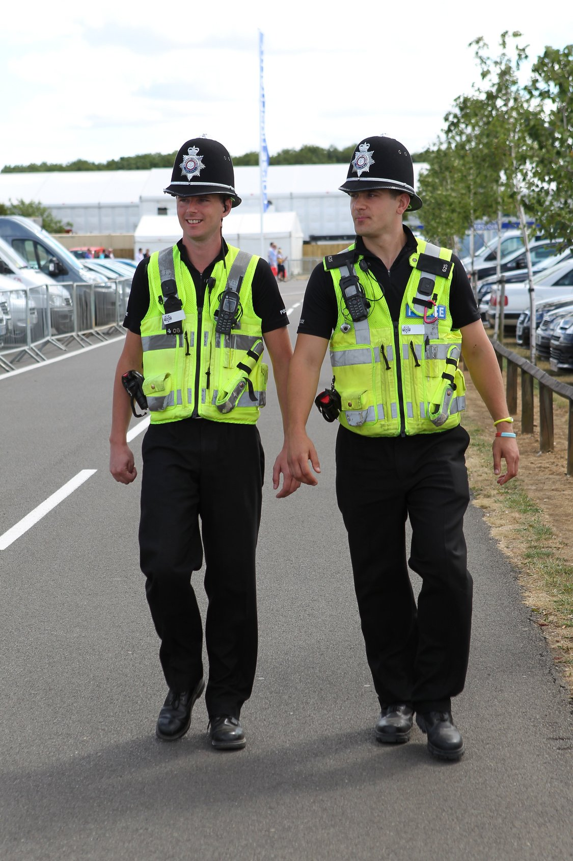 Two British Police Special Constables - How to Pass the Interview
