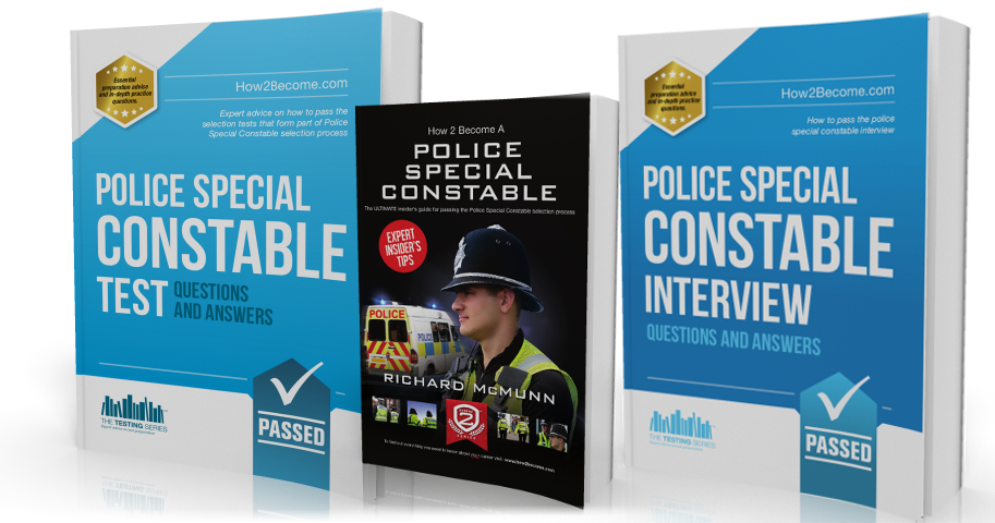 Do you want to become a Special Constable?