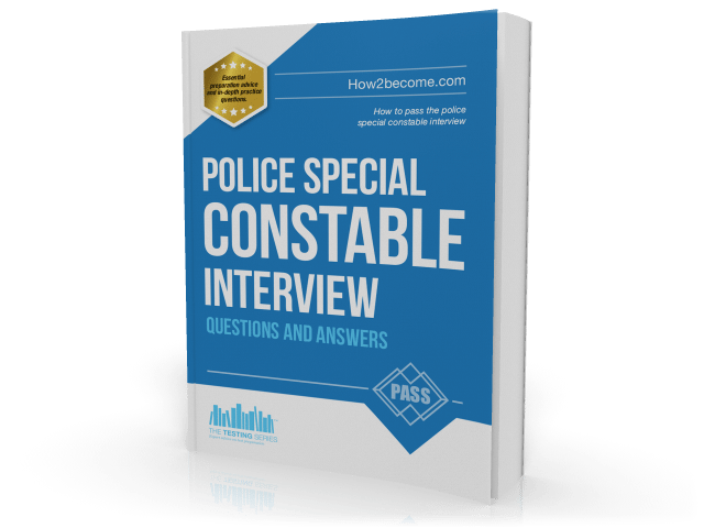 Interview over the Job of a cop...?