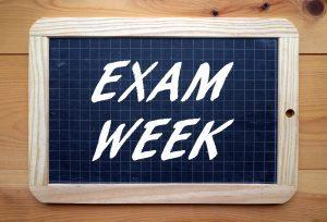 GCSE Exam Week