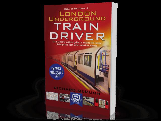 London Underground Train Driver