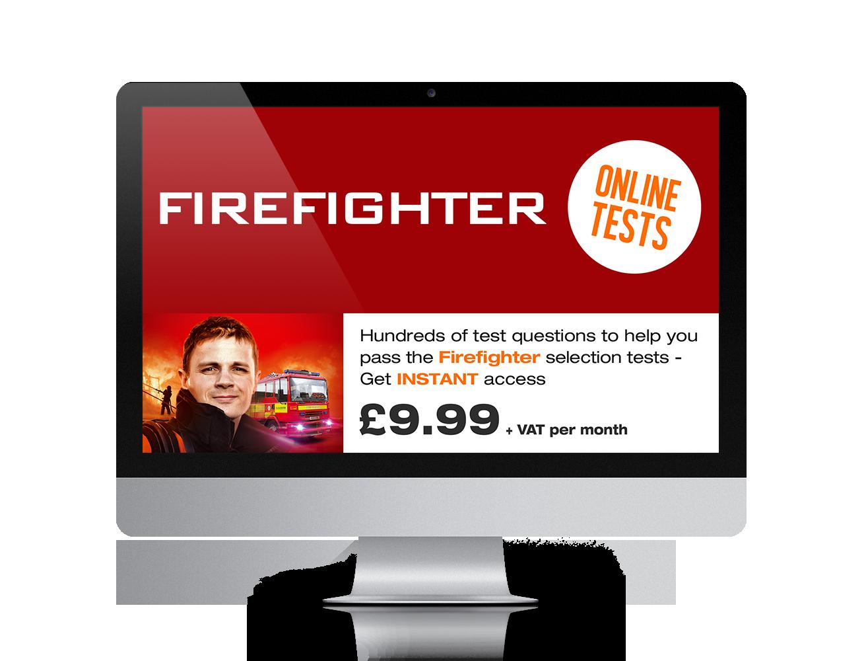 Online-Firefighter-Tests