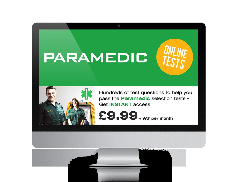 Paramedic Tests Online