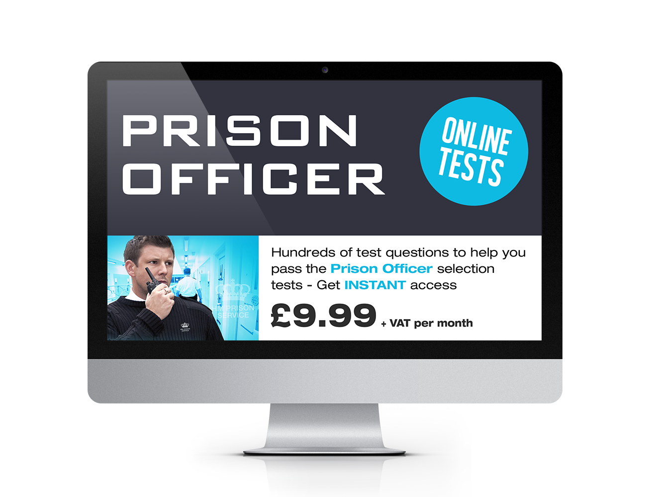 Online Prison Officer Selection Tests (POST)
