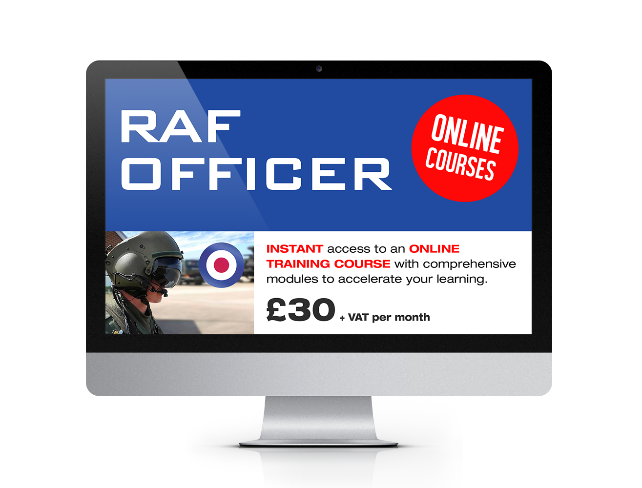 RAF Officer Course Online