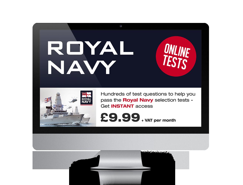 Online-Royal-Navy-Tests