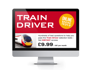 Online Train Driver Tests