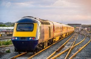 How to become a UK Train Driver