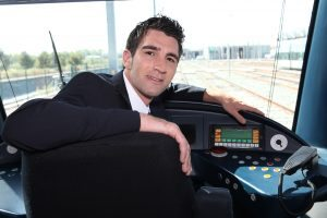 UK Train driver