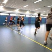 prison officer fitness test