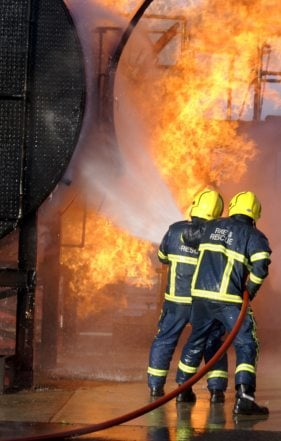 how-to-become-a-fire-fighter-firemen-fighting-a-fire