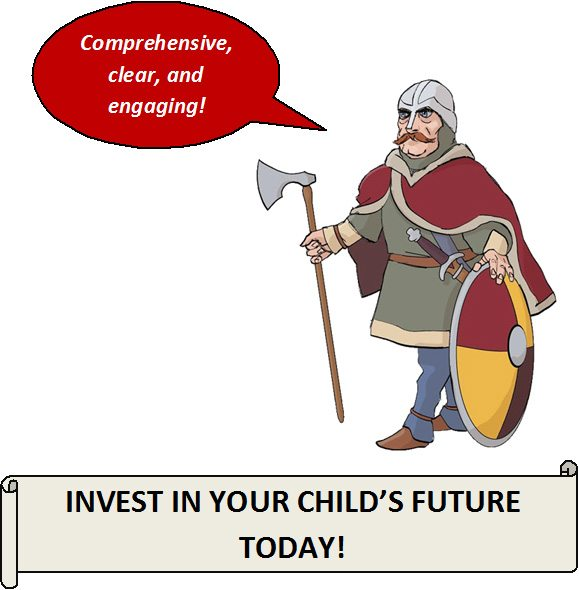 INVEST IN YOUR CHILD'S FUTURE