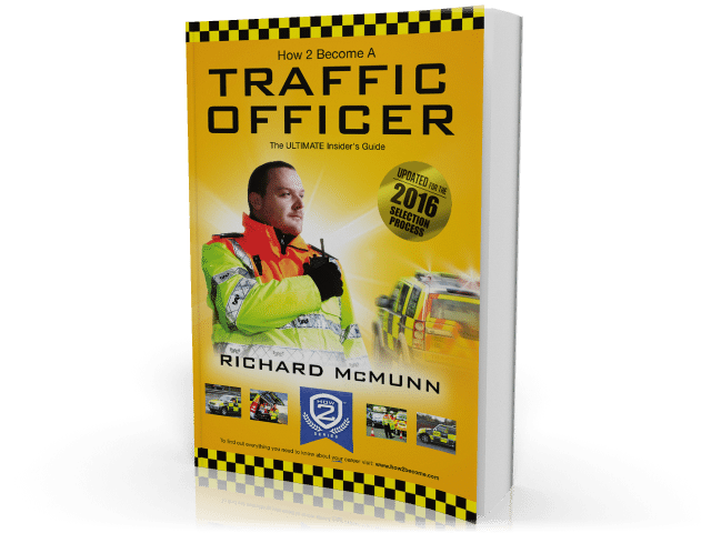 How to become a uk traffic officer