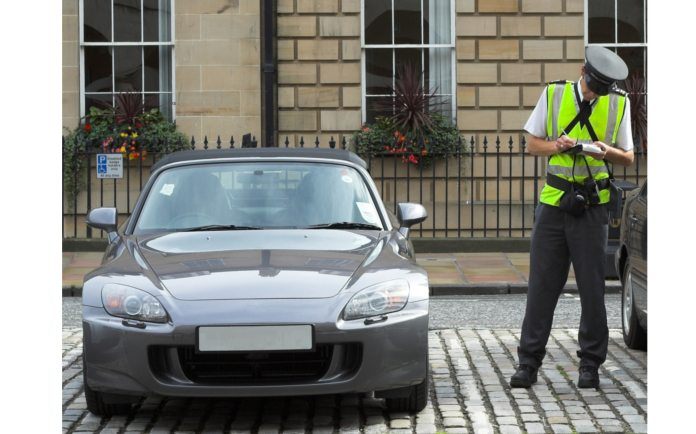 How-to-become-a-traffic-warden-car-getting-a-ticket