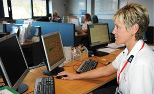Become a Fire Control Operator