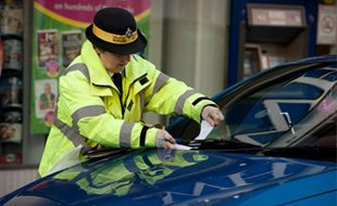 Become a Traffic Warden / Civil Enforcement Officer