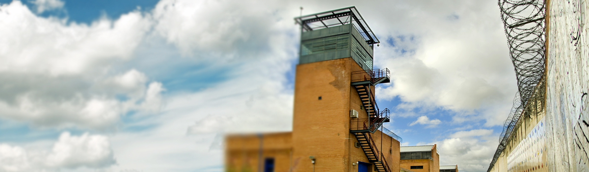 if you want to become a prison officer, you'll be working in some of the biggest prisons in the UK