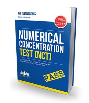 How to pass a Numerical Concentration Test