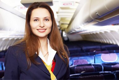 Air Hostess training course