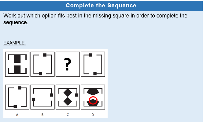 Non-Verbal Reasoning Questions