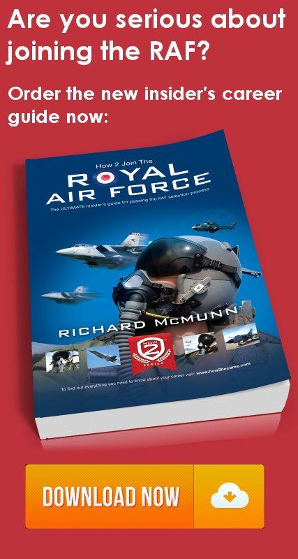 RAF Career Guide Download