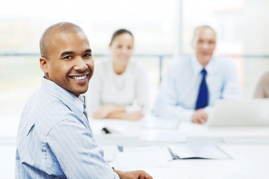 Business people sitting on a meeting. [url=http://www.istockphoto.com/search/lightbox/9786622][img]http://dl.dropbox.com/u/40117171/business.jpg[/img][/url]