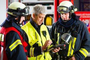 fire service test