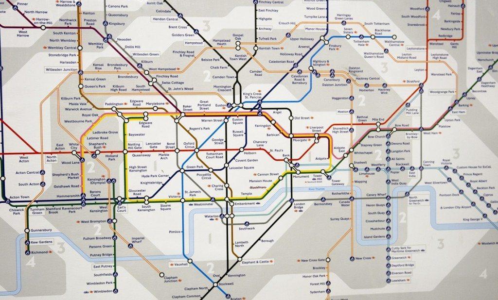 automated underground trains