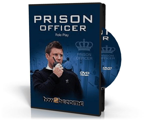 our dvd is the ultimate guide on how to become a prison officer, and pass the prison officer roleplay