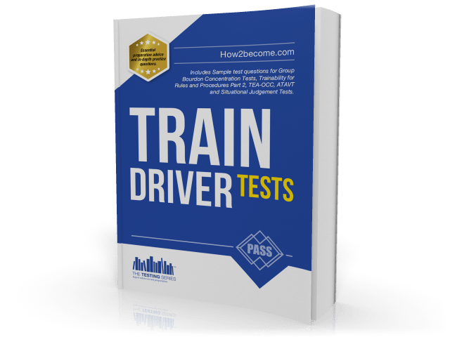 trainee train driver assessments - train driver tests